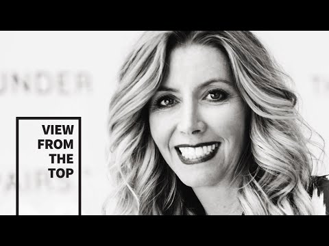 Sara Blakely, Founder and CEO, Spanx
