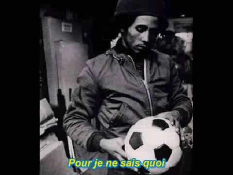 Bob Marley I Shot the Sheriff sous titre