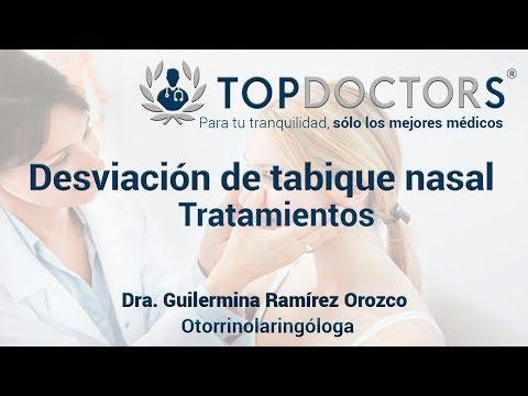 desviacion de tabique nasal tratamiento
