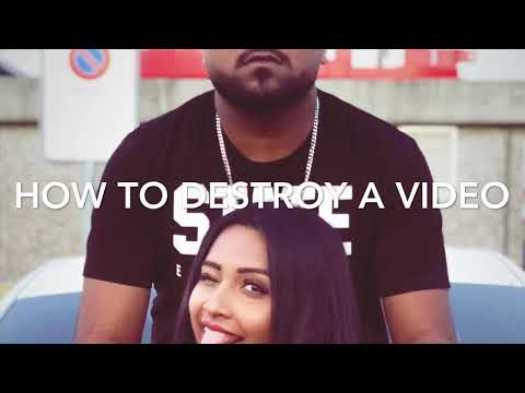 ✖️ How to destroy a video ✖️ | FSPROD Vinu & Sophia Akkara | Insta Video |