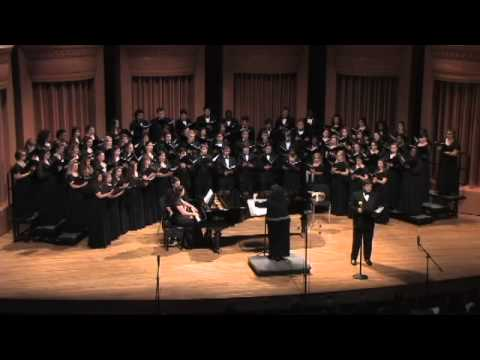 Homeward Bound performed by The Reinhardt University Concert Choir