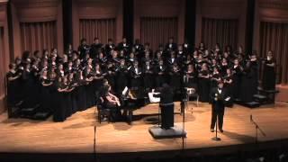 Homeward Bound performed by The Reinhardt University Concert Choir