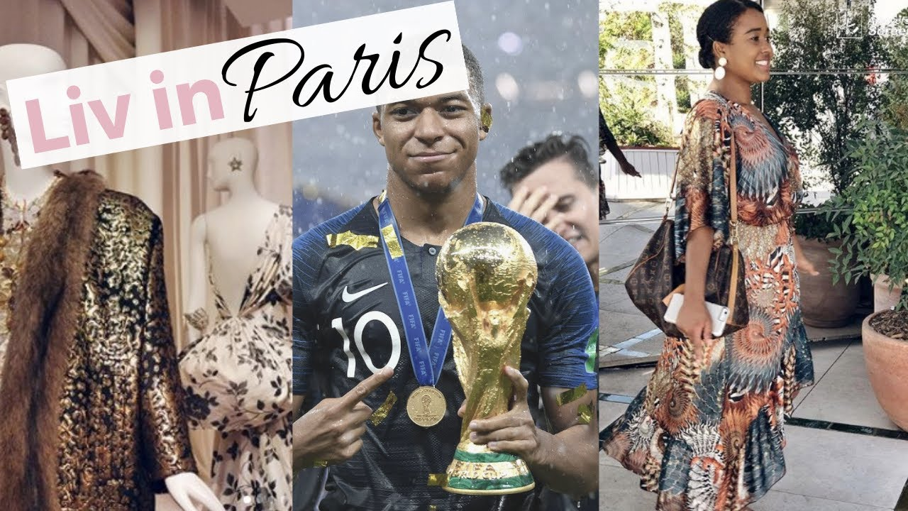 Liv in Paris 21: YSL, World Cup, Last Day of Work