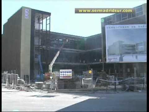 F nix un nuevo centro comercial asi tico para el pol gono for Centro comercial sol madrid