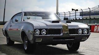Forza Motorsport 4 - Oldsmobile Hurst/Olds 442 1969 - Test Drive Gameplay (HD) [1080p60FPS]