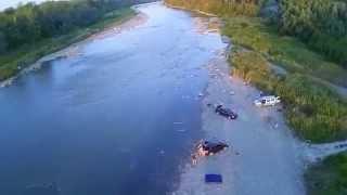 река Прут Черновцы Мамаевцы Белая
