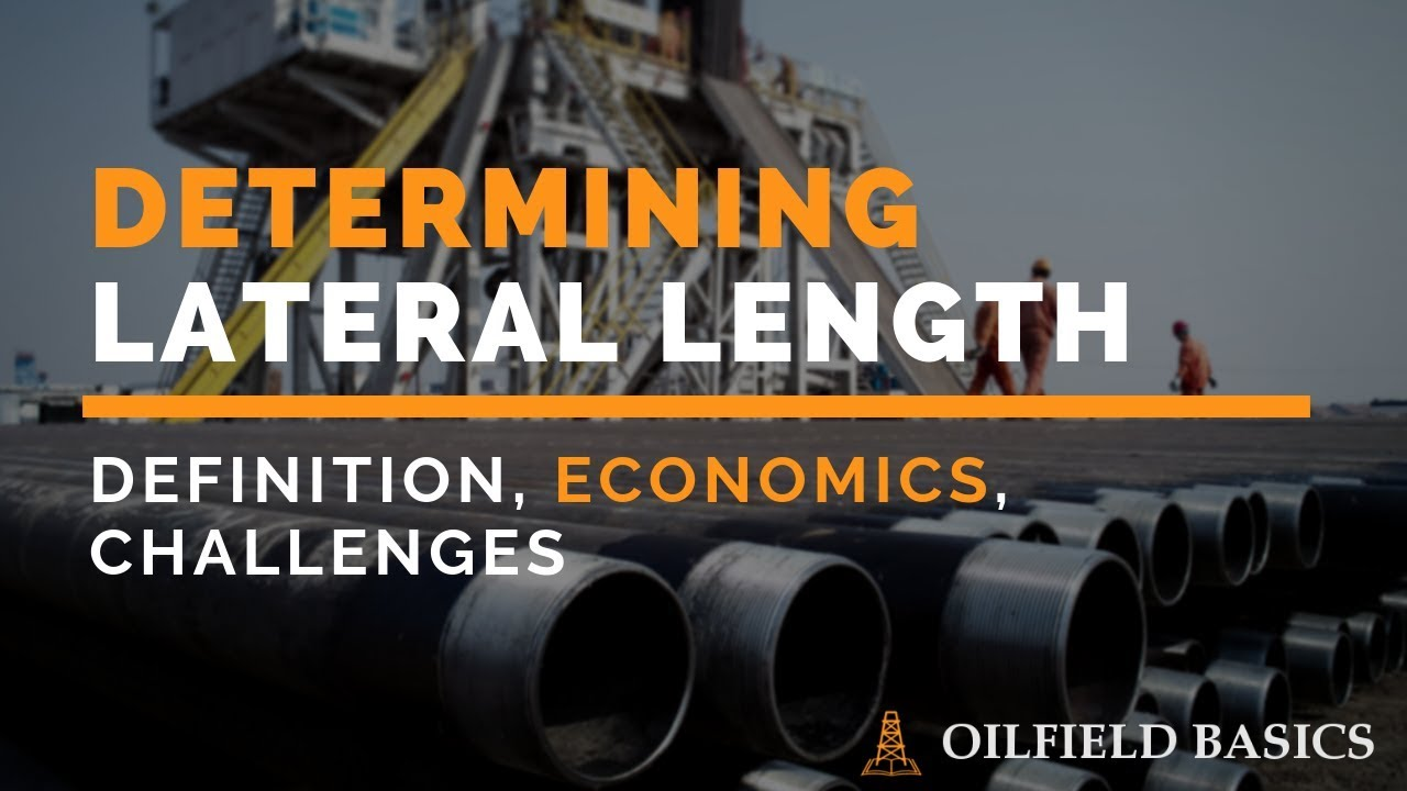Why Aren't All Laterals the Same Length? | Oilfield Basics