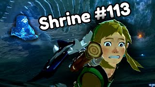 I did EVERY SHRINE in 12 hours - Breath of the Wild [2/2]