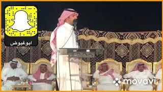 اول مواجه عبدالله عتقان مع عبدالعزيز العازمي من حفل السويرقيه