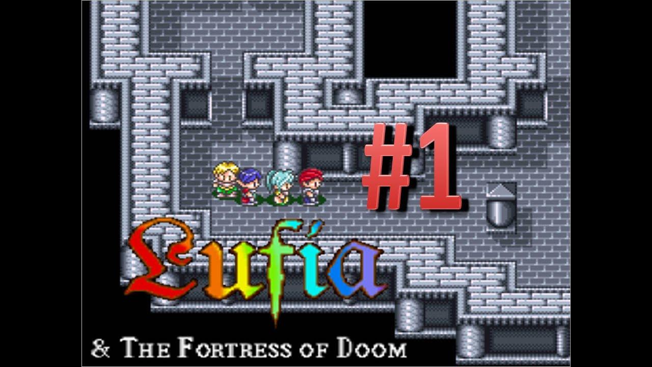 Let's Play Lufia & The Fortress of Doom [German/BLIND] #1 Legenden sterben  nie