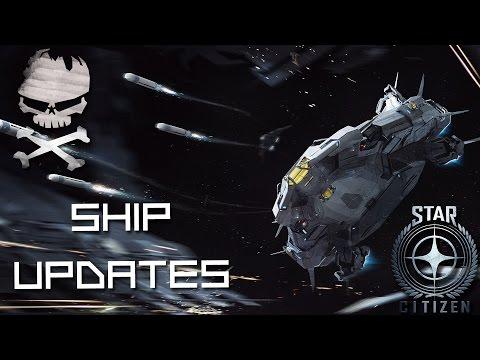 Star Citizen : Ship Updates So the Defiant er.... Polaris is on sale 10-10-2016