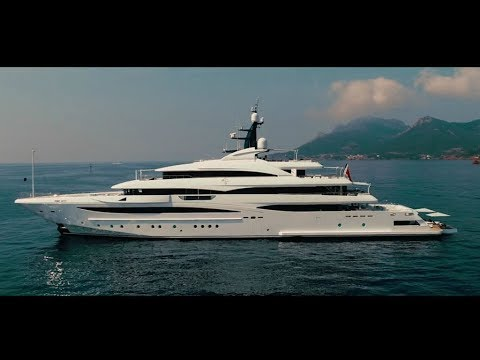 Luxury Superyacht - CRN 74m M/Y Cloud 9