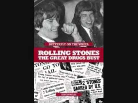 BUTTERFLY ON  A WHEEL- THE INFAMOUS ROLLING STONES DRUG'S BUST AT REDLANDS !