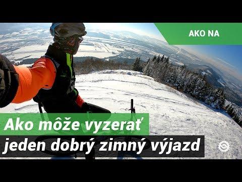 824463da2e Video  Ako môže vyzerať jeden dobrý zimný výjazd