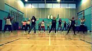 Simon Says Dance - Slave To Rhythm - Michael Jackson ft Justin Bieber
