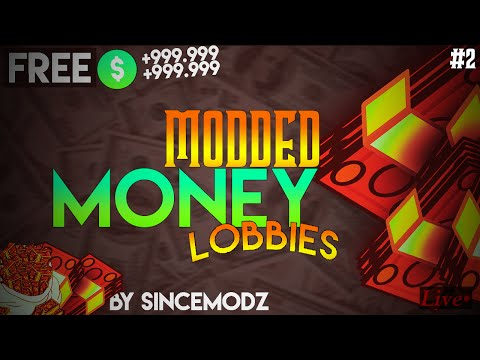 GTA 5 ONLINE: *FREE* MONEY LOBBY GLITCH 1.35/1.28 - MODDED LOBBY! (PS3, PS4, XBOX 360, XBOX ONE, PC)