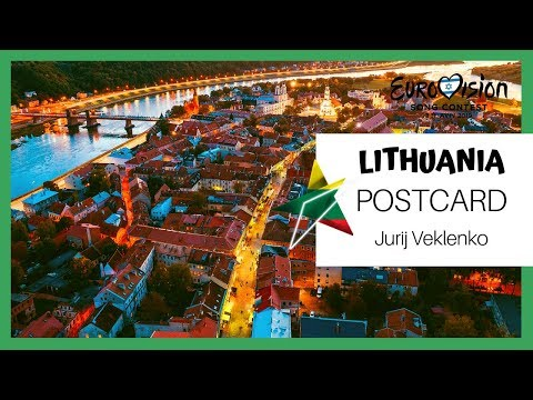 eurovision-2019-–-jurij-veklenko-–-run-with-the-lions–-lithuania-🇱🇹-[postcard]