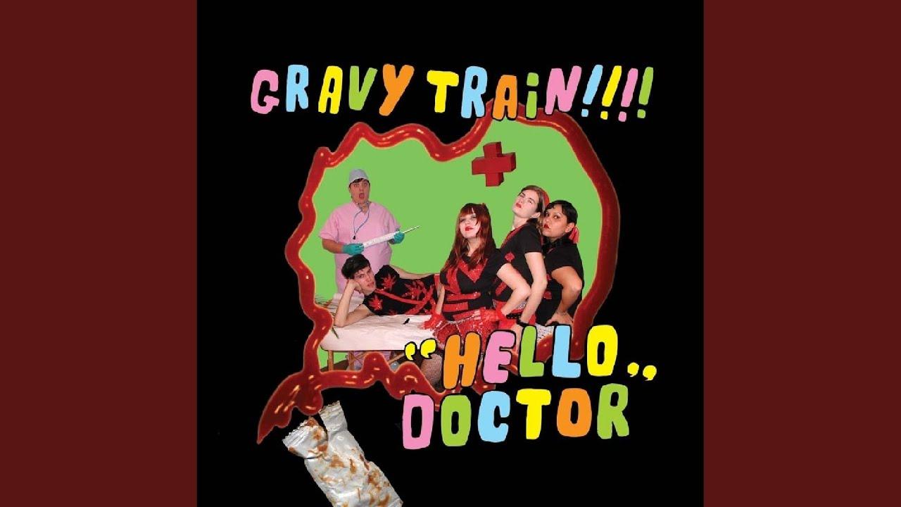 You made me gay gravy train