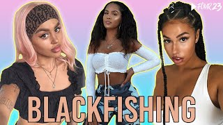 BLACKFISHING | All Of These White Influencers Are Making Themselves Look Black
