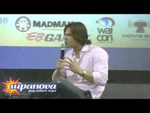 Jared Padalecki Supernatural @ Supanova - Official Video!
