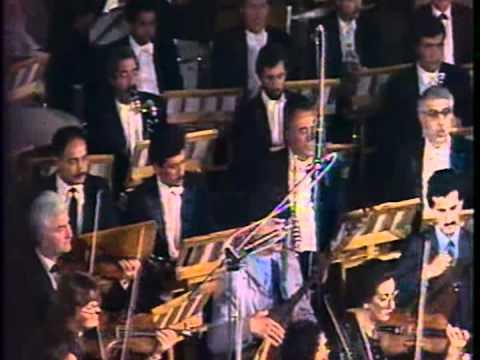 Akshin Alizadeh. Fifth Symphony. Azerbaijan State Symphony Orchestra.Conductor Rauf Abdullayev.