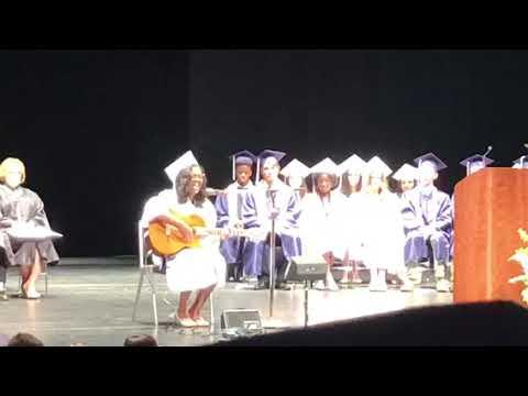 Won't Be Shaken - Carmen Priestly | Twinsburg High School Graduation