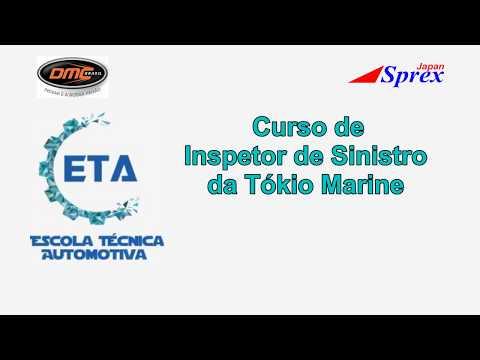 ETA Curso de Inspetor de Sinistro da Tókio Marine - 1ª parte