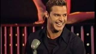 RICKY MARTIN : THE WORLD MUSIC AWARS IN MONACO 1999