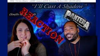 Pantera - I'll Cast A Shadow Reaction!!