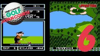 Let's Play Family Computer Golf: Japan Course Part 6 (Bonus)