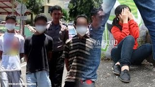 Polisi Sebut AG Sempat Diperkosa Bapak, Kakak, dan Adik secara Bergiliran