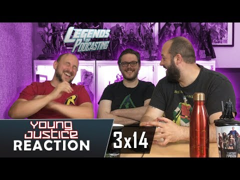 """Young Justice Outsiders Episode 3x14 """"Influence"""" Reaction 