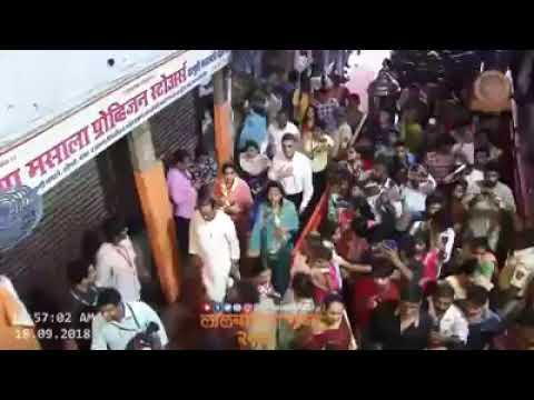 Fatkya Zolit Yeun Padate Rojchi Navi Nirasha Ajit Dada Pawar