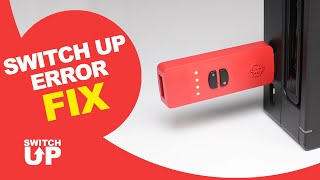 Switch-Up Error easy FIX – Flashing lights error easy fix ☺
