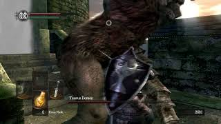 How to get the Coolest Armor in Dark Souls in 20 Minutes!!!
