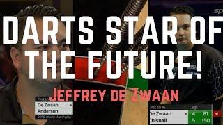 JEFFREY DE ZWAAN High Finishes World Matchplay 2018! 🎯 (Best of Jeffrey de Zwaan!)