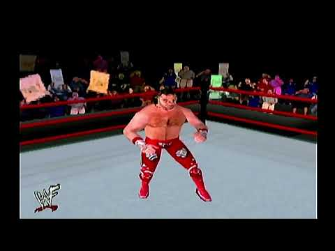 WWF Attitude: Career Mode With Shawn Michaels