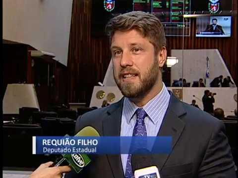 Repórter Assembleia 27 de junho de 2017 - Requião Filho / Literatura paranaense