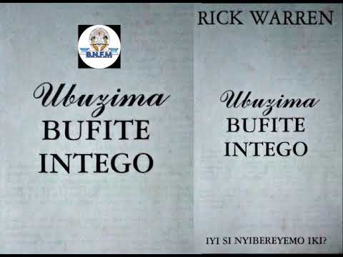 Download KUTIKIRA INTEGO ZINE 4  ZO GUHIMBAZ'IMANA.