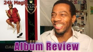 Bruno Mars - 24k Magic (Album Review)