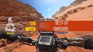 Dakar 2020 - Best-of Onboard - 1st week