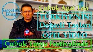 Çubuk Agat Taşı (Türkiye'nin Değerli Taşları) Muhteşem Anlatım [Özel Video]