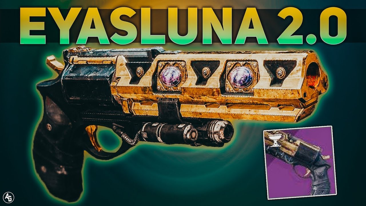 Austringer Hand Cannon Review Eyasluna 2 0 Destiny 2 Season Of Opulence Youtube An earth artifact, refashioned to suit the emperor's modest tastes. austringer hand cannon review eyasluna 2 0 destiny 2 season of opulence