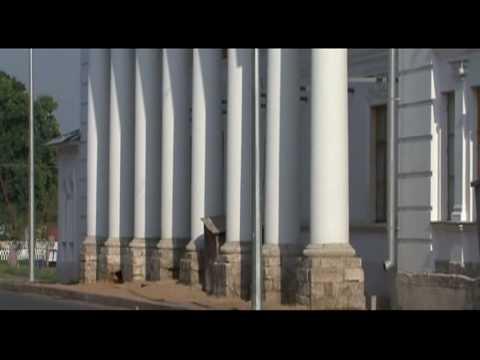 Рыбинск: Видеотур. Часть 1