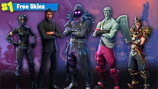 *NEW* [Fortnite Battle Royal] How To Download Fortnite Skins For Free