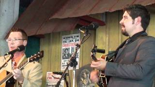 Sunny Side of the Mountain (Jimmy Martin cover)  Darrell Webb with Pine Mountain Railroad