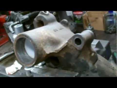 Frisk citeron berlingo/peugeot partner axel repair - YouTube GS-96