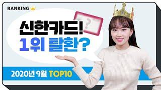 롯데카드 라이킷펀 제치고 1위한 신한카드는? 2020년…