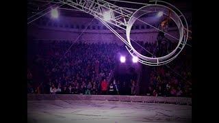 Мега-шоу «Black and White» в Национальном цирке Украины