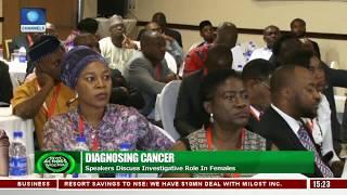 Diagnosing Cancer: Speakers Discuss Investigative Role In Females